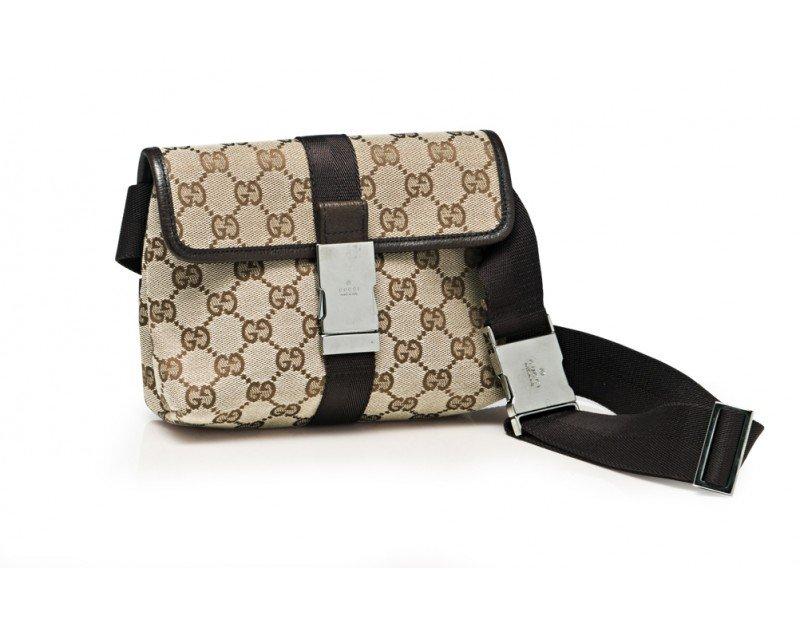 Cinto Pochete Gucci - Vendidos reciclaluxo.com.br a2e0557f20