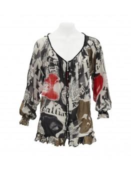Camisa Galliano